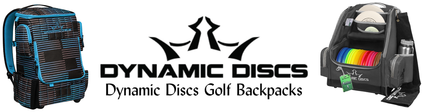 Dynamic Disc Golf Backpacks